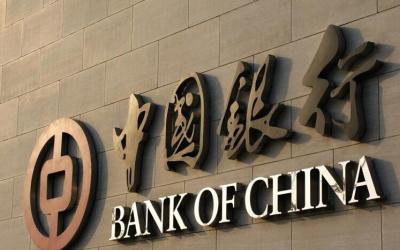 中国银行文化画面