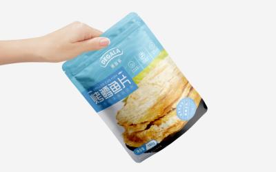 魚片食品包裝設計