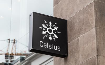 Celsius  Logo設計