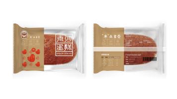 金丰加枣沙蛋糕品牌包装延展