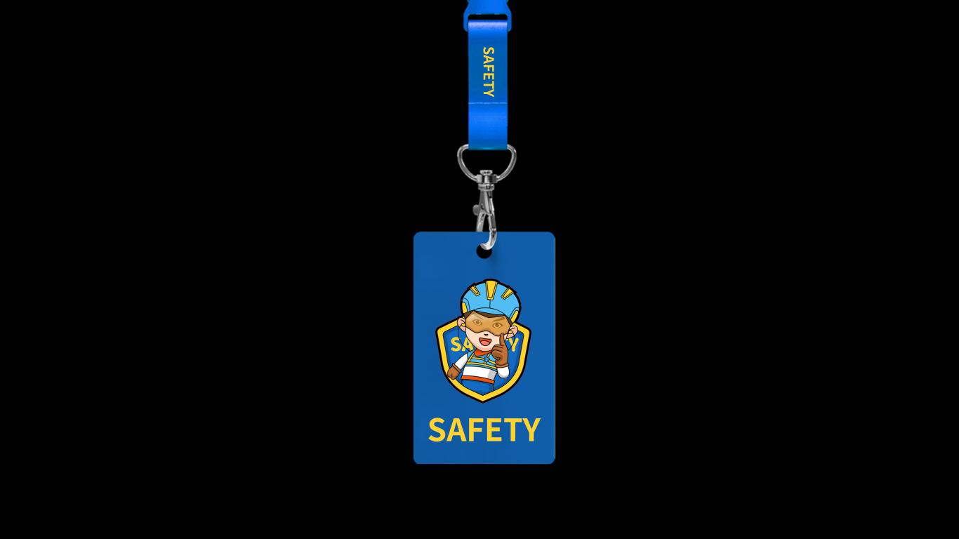 SAFETY预防工伤品牌吉祥物中标图6