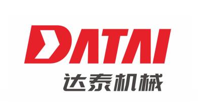 达泰机械公司LOGO设计