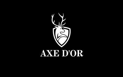 AXE红酒品牌logo设计
