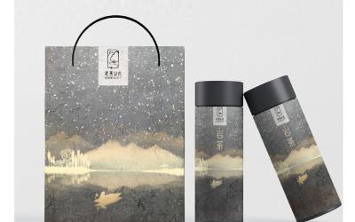 武夷山茶叶礼盒包装