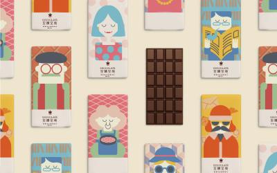 歌帝樊巧克力包装必赢体育官方app