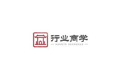 行业商学logo