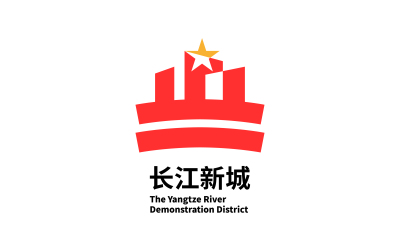 長江新城房地產項目LOGO設計