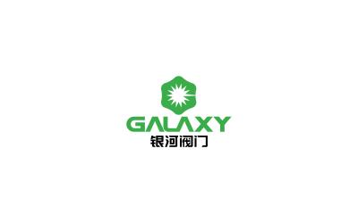 天津銀河閥門品牌形象設計