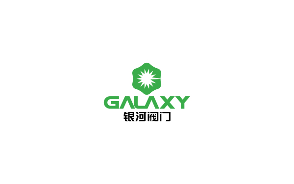 天津银河阀门品牌形象设计