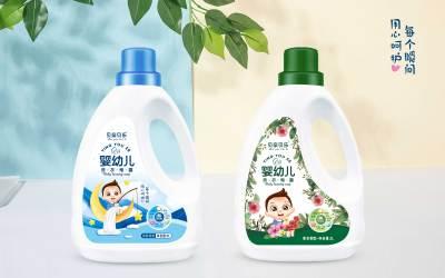 包装案例 |婴幼儿洗衣皂液