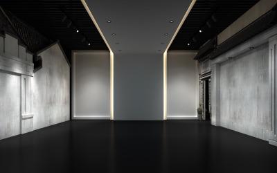 展馆尾厅与会议室