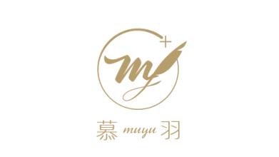 慕羽医疗美容品牌LOGO设计