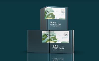 品仙堂茶叶包装设计