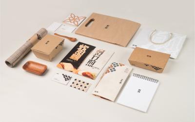 秘芳-餐厅品牌概念设计