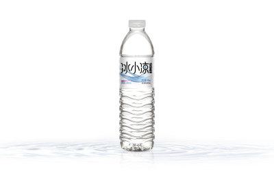 包装案例 | 冰小凉矿泉水