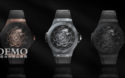 达芬奇手表