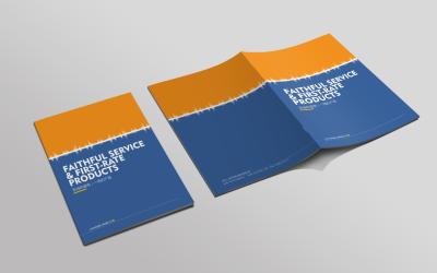 IT行业画册设计 产品宣传册