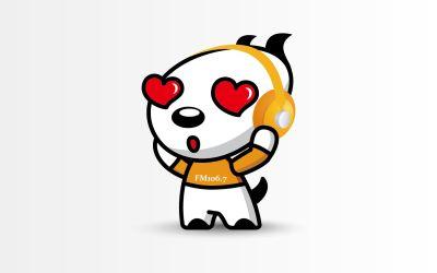吉祥物IP設計-FM106.7...