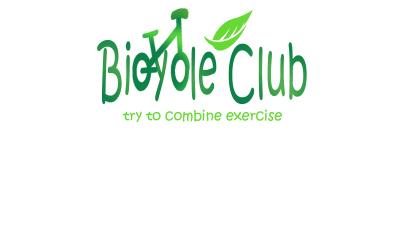 自行车俱乐部logo设计