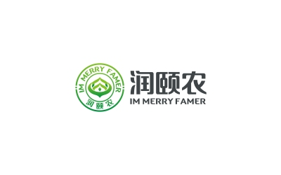 潤頤農logo