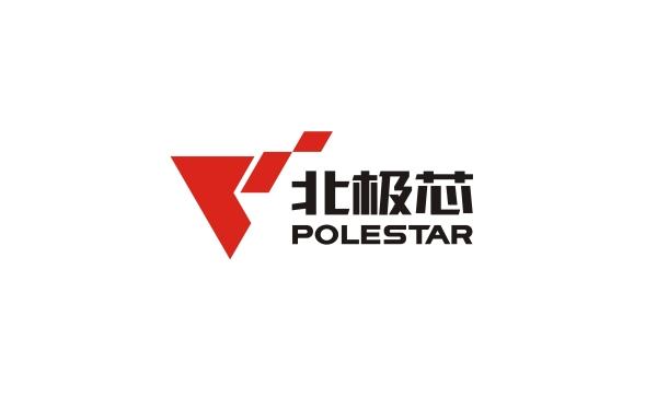 北极芯logo