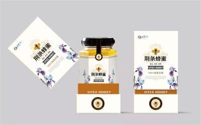 農副產品包裝設計-蜂蜜包裝