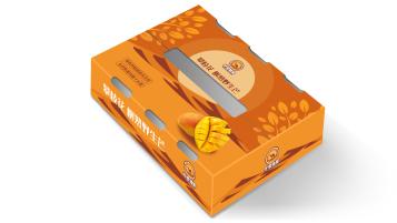 沙漠骆驼食品品牌包装延展
