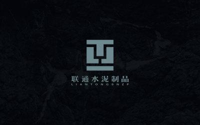 聯通水泥廠LOGO設計