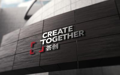 薈創-商業咨詢服務logo設計