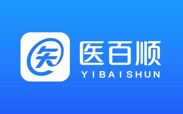 医百顺品牌logo设计