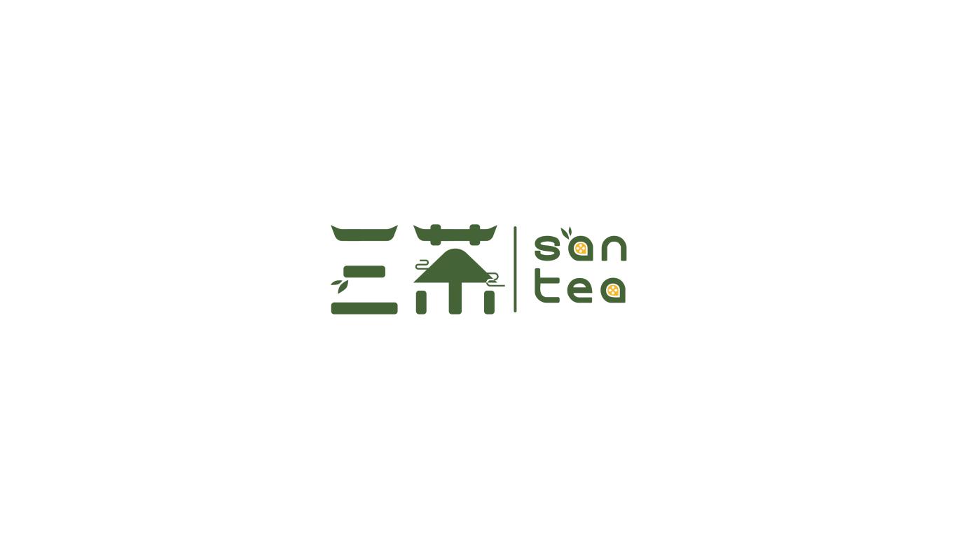 三茶果茶品牌LOGO乐天堂fun88备用网站中标图0