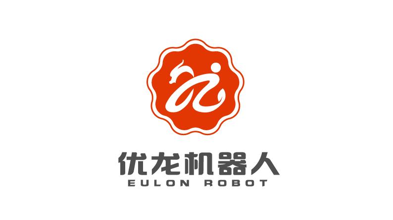 优龙机器人医疗设备公司LOGO设计