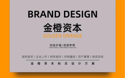 金橙資本品牌設計