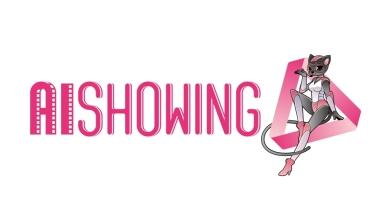 AIshowing新媒体公司LOGO设计