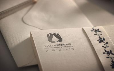 西安金澜香水湾浴场品牌LOGO...