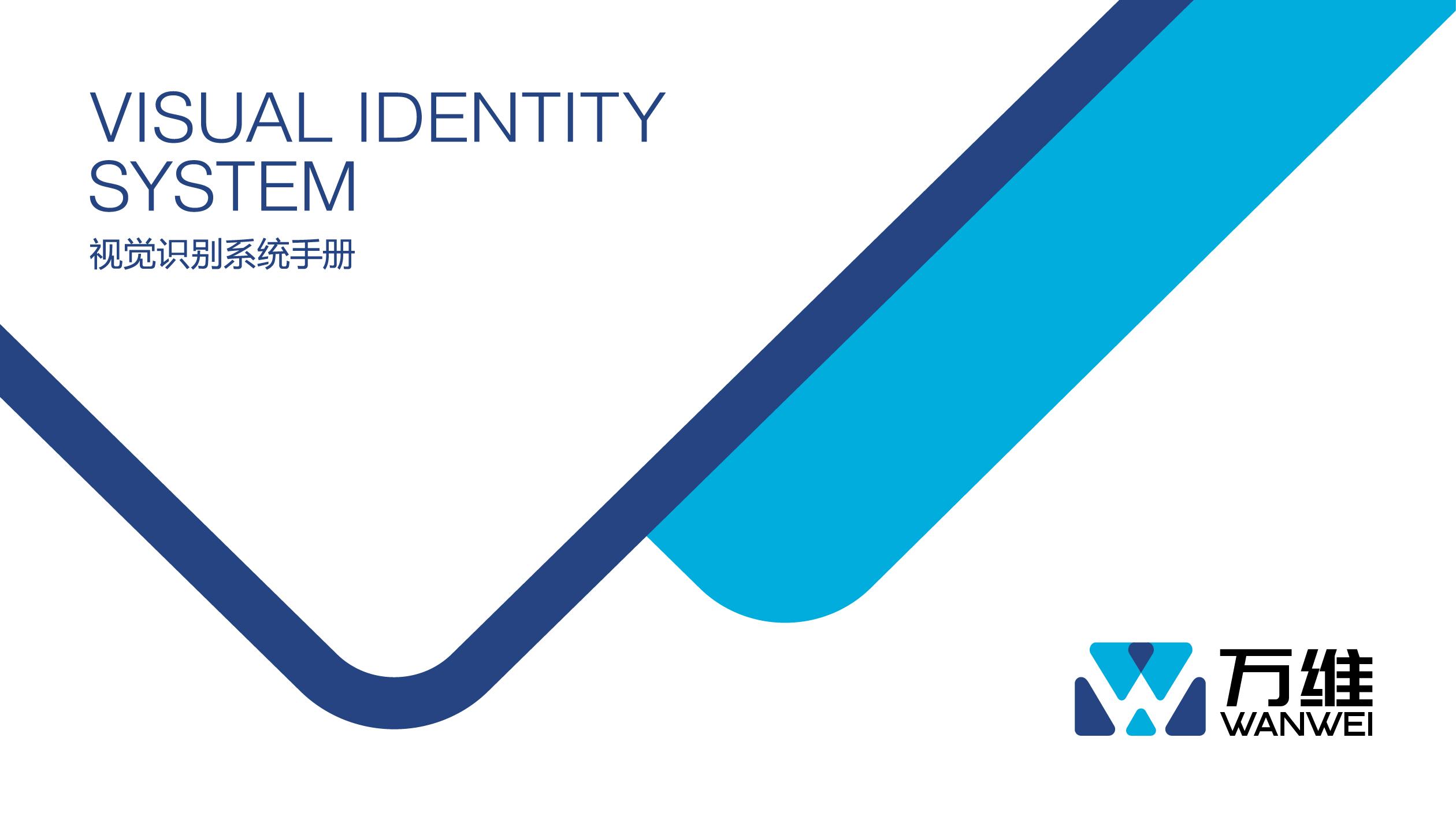 万维科技公司VI设计