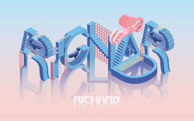 RICHARD插画