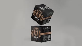 欧维斯精酿啤酒包装设计
