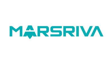Marsriva电子产品品牌LOGO设计