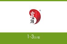 包装名片易拉宝网站app标志logo画...