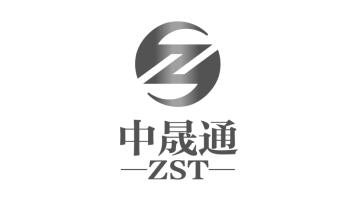 中晟通半导体材料公司LOGO设计