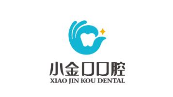 小金口口腔品牌LOGO必赢体育官方app