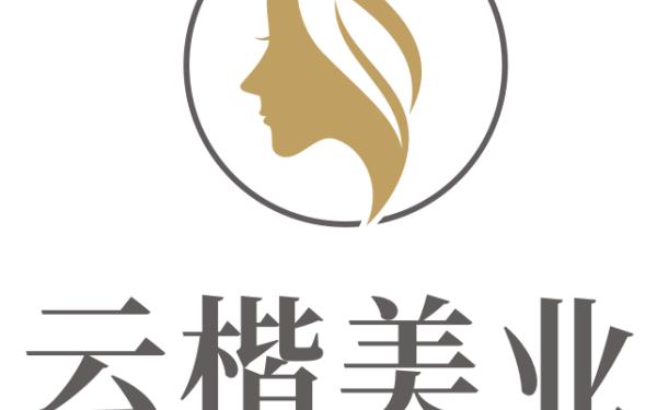 一家美容机构logo设计