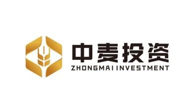 中麥投資公司LOGO設計
