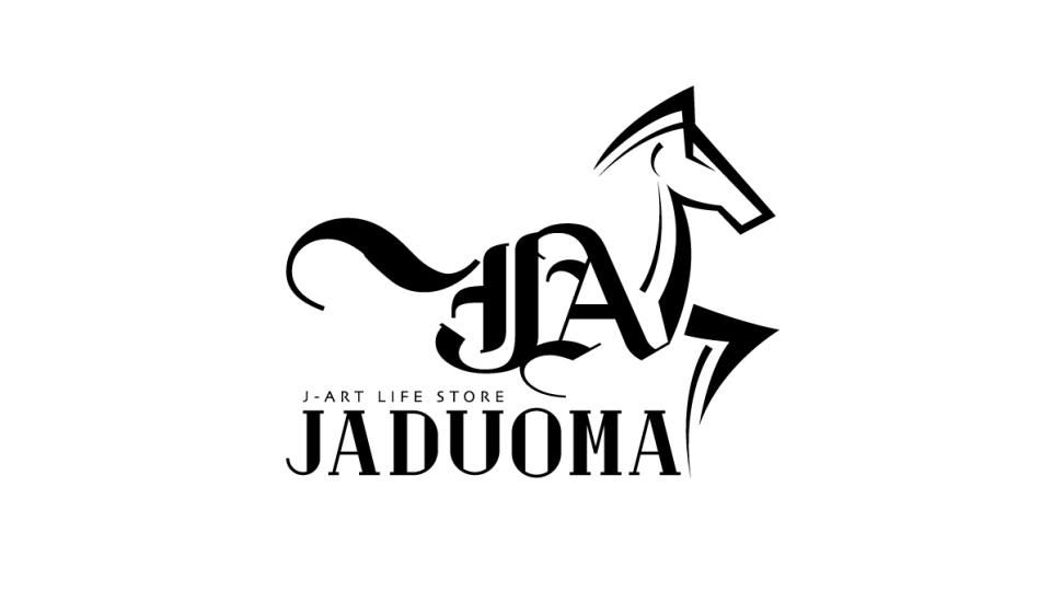 JADUOMA时钟品牌LOGO设计