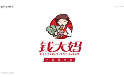 錢大媽 品牌 logo升級提案