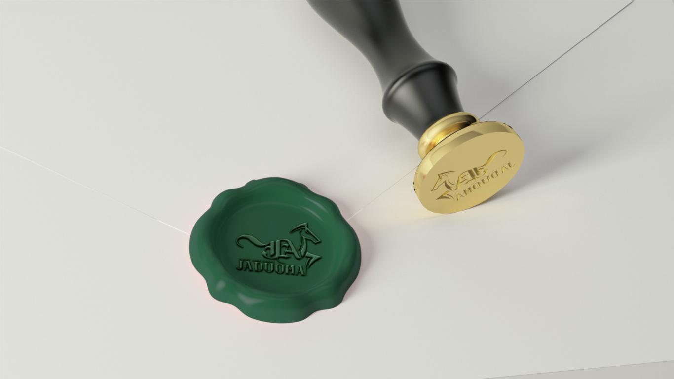 JADUOMA时钟品牌LOGO设计中标图5