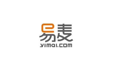 易麦电子商务logo设计