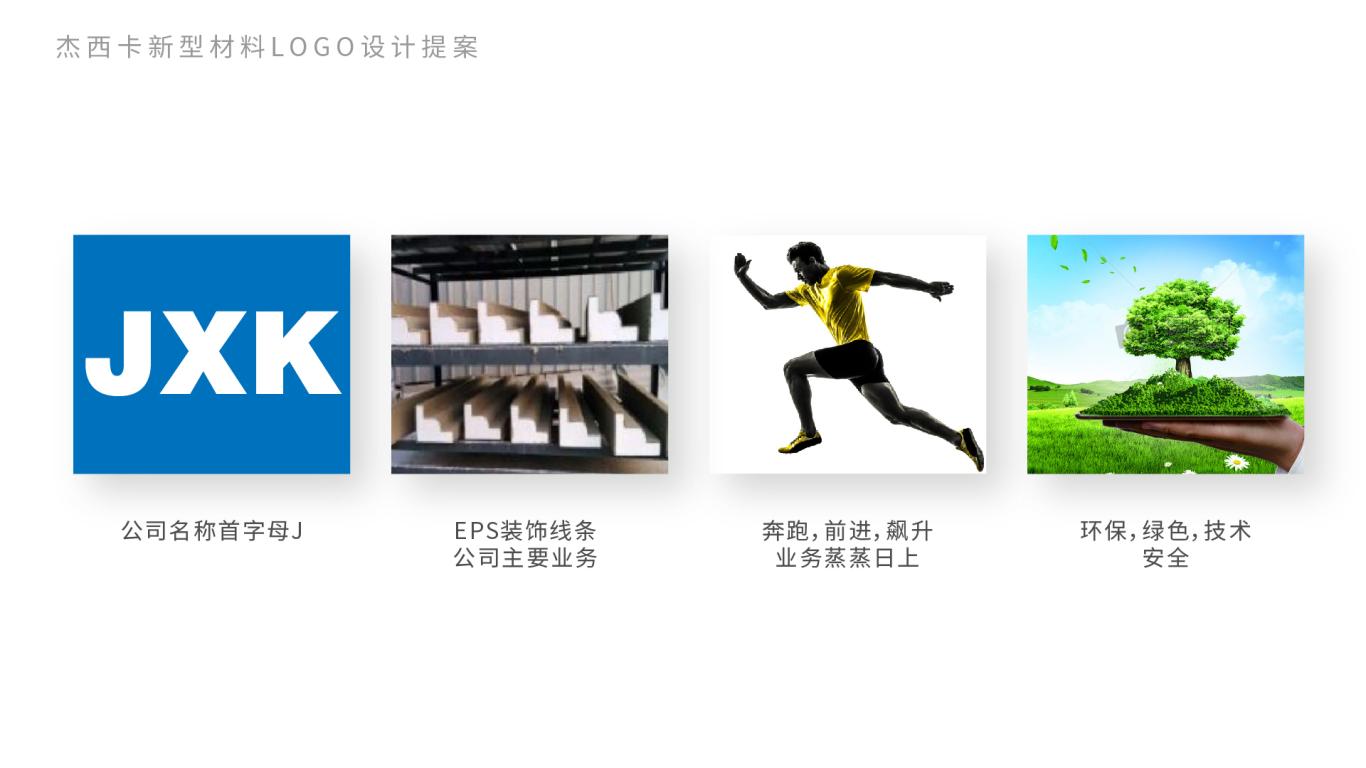 杰西卡新型材料公司LOGO亚博客服电话多少中标图1