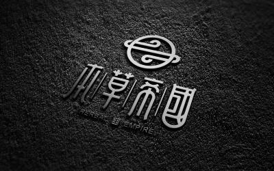 本草帝国品牌设计
